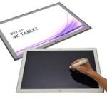 tablet de 20pulgadas panasonic