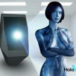 Hologramas de tamaño de un ser humano.