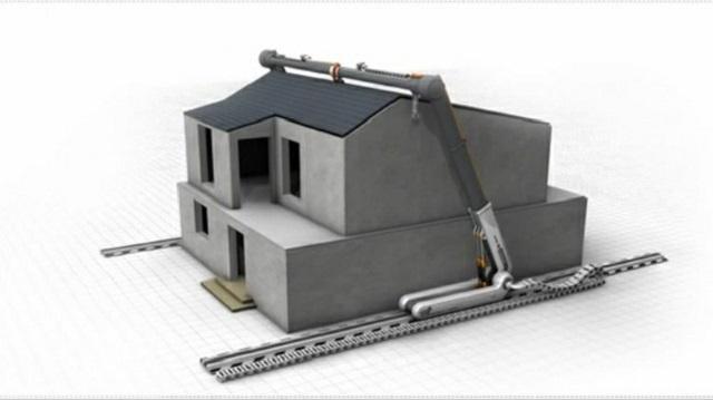 Construyen En Msterdam La Primera Casa Impresa Con Una