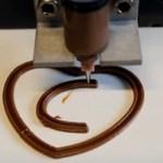 impresora chocolate