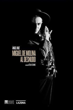 """ÁNGEL RUIZ vuelve a Madrid con """"Miguel de Molina al desnudo"""""""