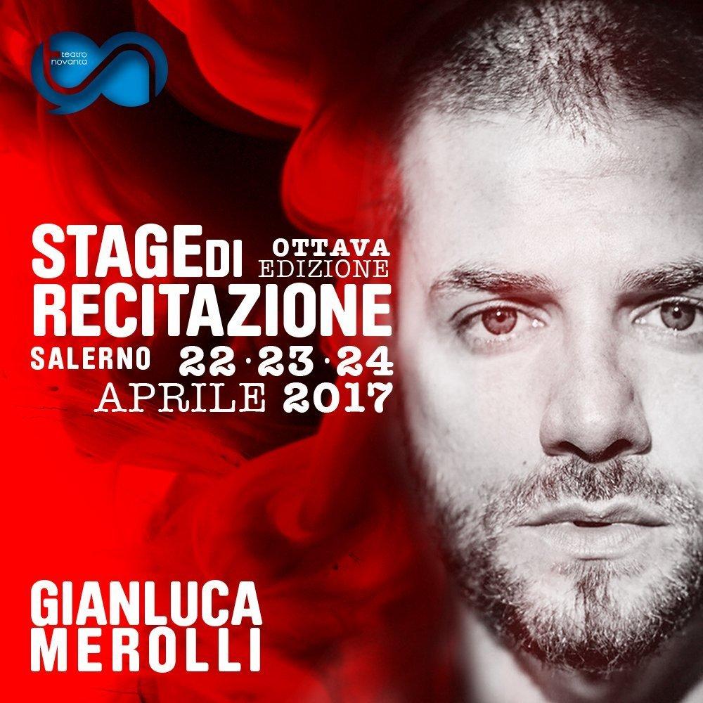 8° Stage Gianluca Merolli