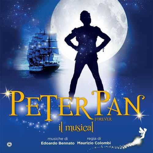 Peter Pan Sistina Spettacolo Scuole