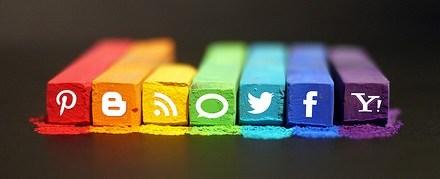 Che blog sarebbe senza i social?