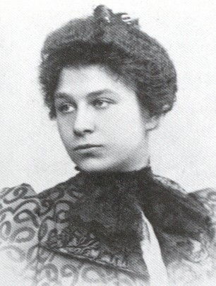 Maria Antonietta Portolano, moglie di Luigi Pirandello
