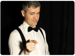 MISTER JACKPOT – Tom Corradini Teatro @ TEATRO DELL'ORTICA