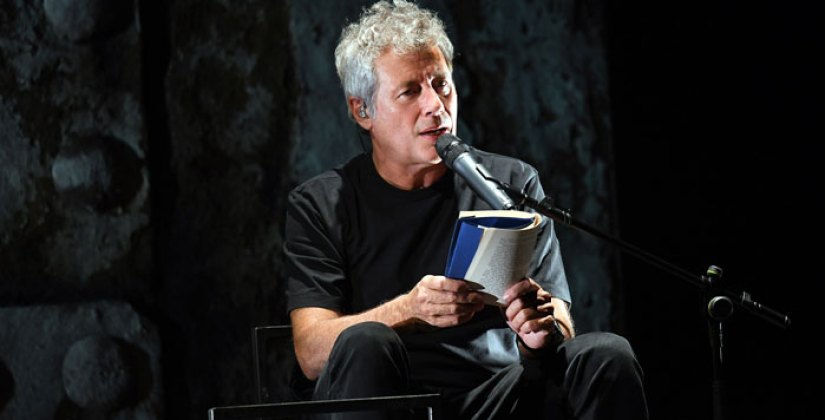 Alessandro Baricco legge Novecento 7 - 9 apr 2020 • Teatro Stabile ...