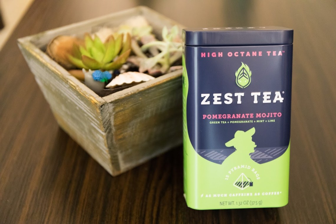 Zest Tea, Tea Review, Tea