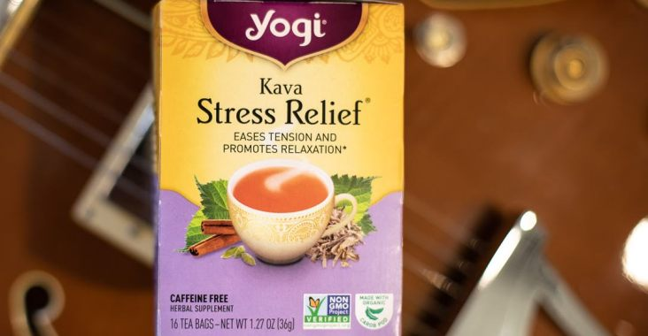 4 Teas for Stress Relief
