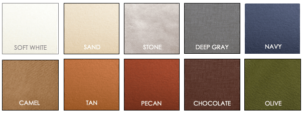 Warm Neutral Colours