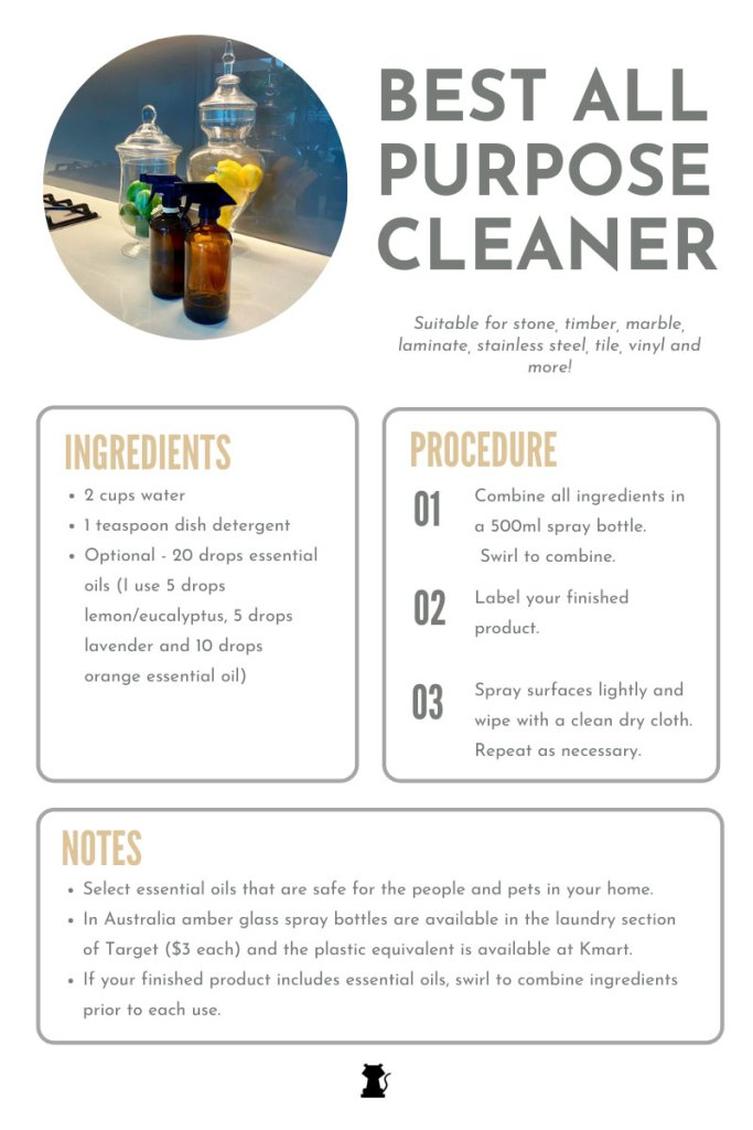 Best Non Toxic All Purpose Cleaner