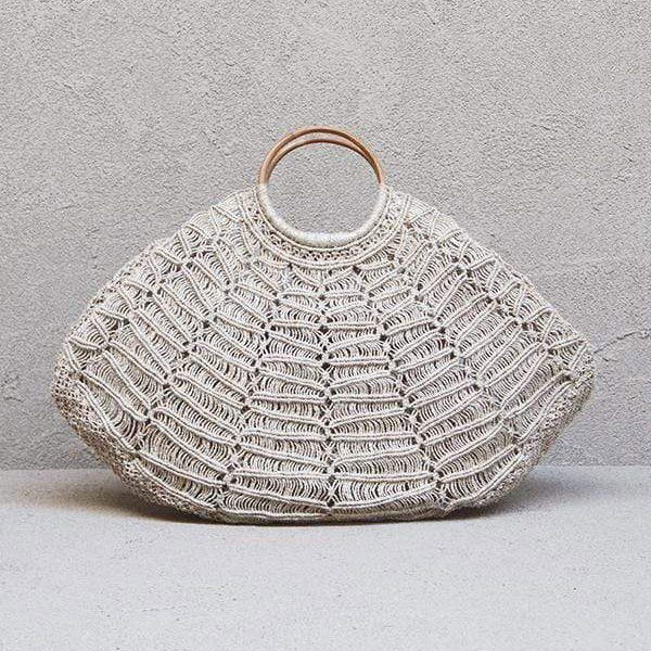 Summer Macrame Bag