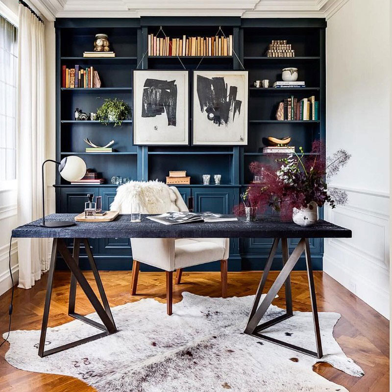 Working from Home in Luxe Style