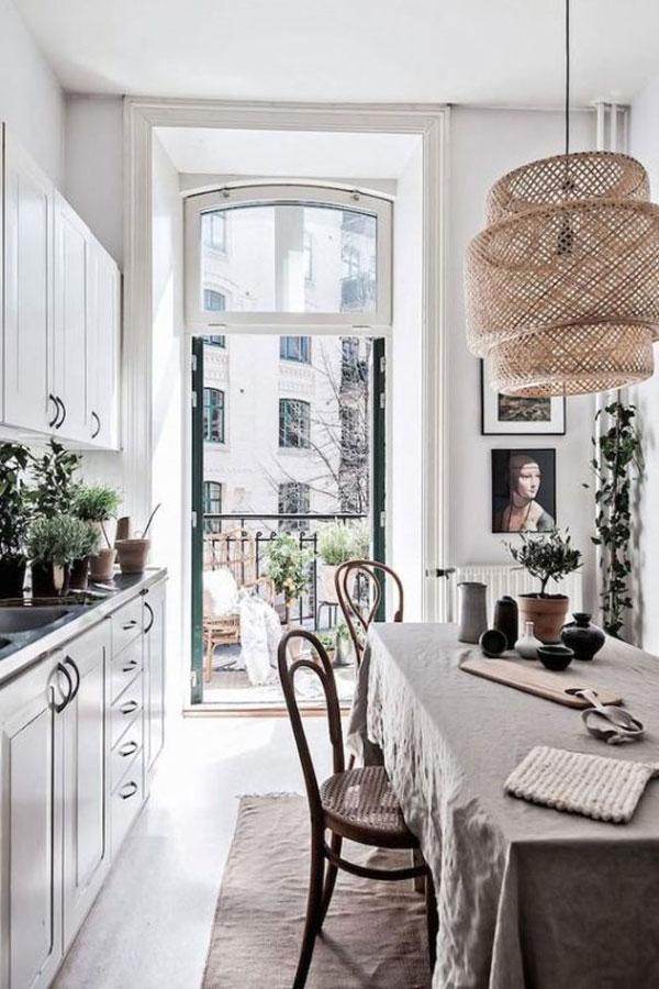 Stunning Parisian Kitchen