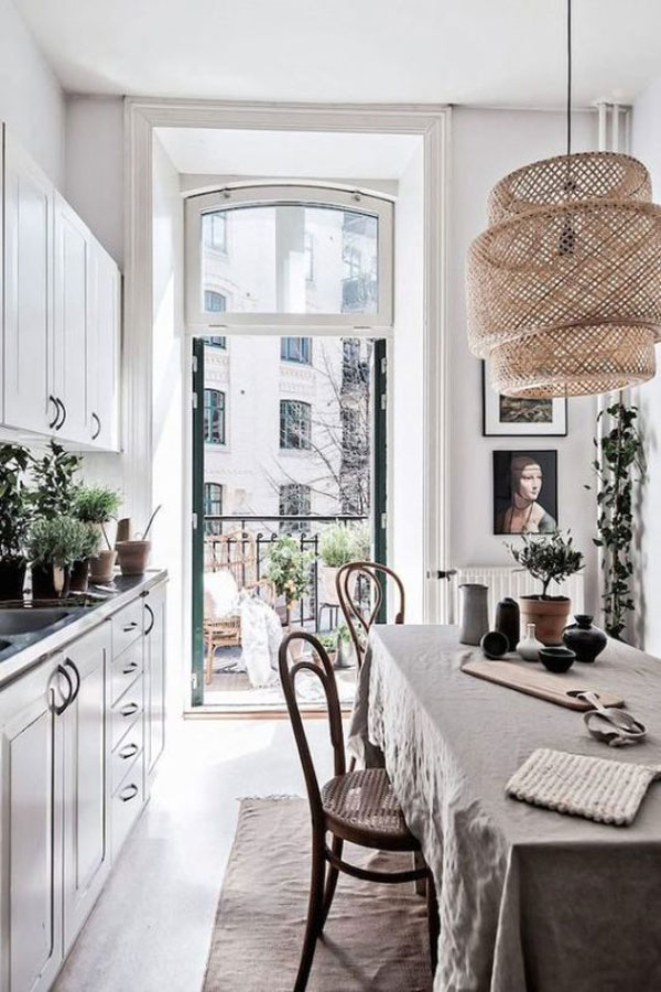 Stunning Parisian Kitchen