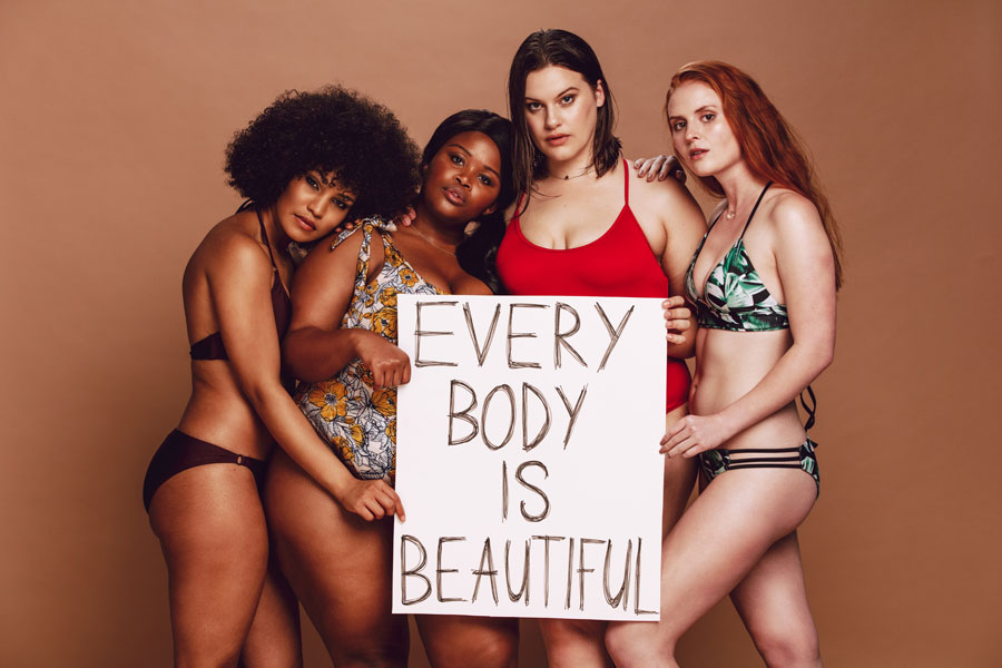 Dress Your Body & Know That Your Body Is Beautiful