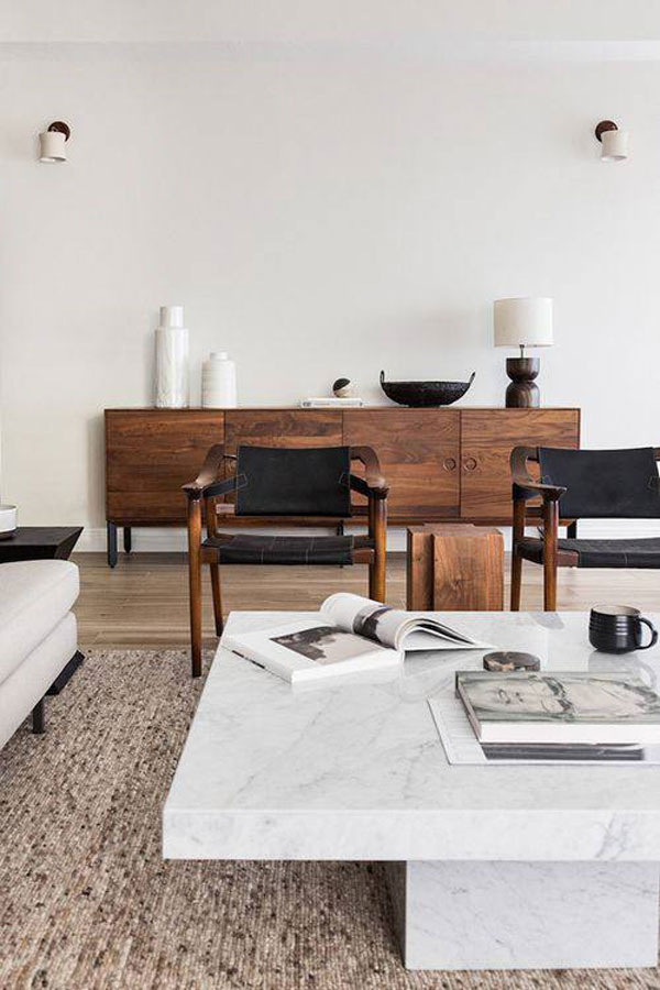 Remember that Less is More When You Style Your Clutter