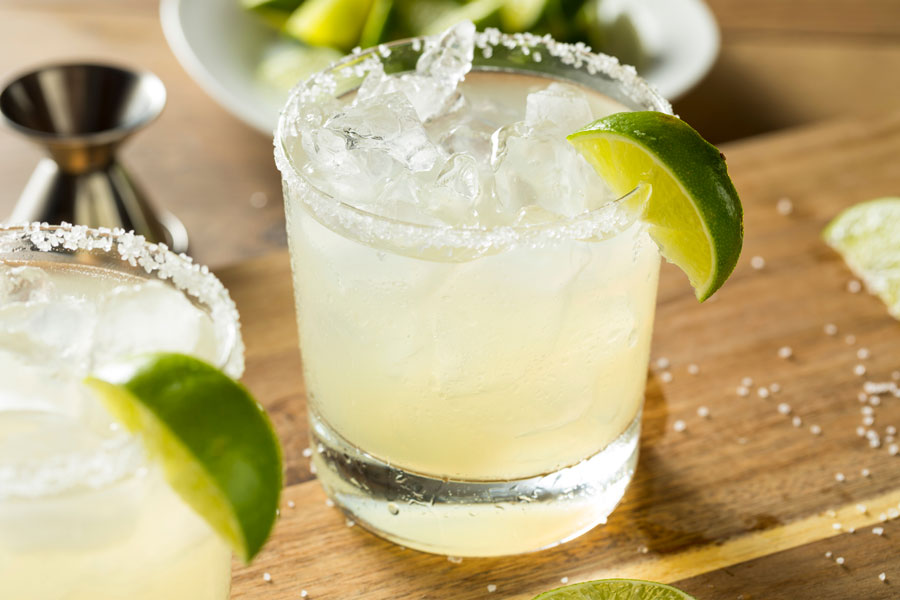 Spice Up Your Life with this Simple Cocktail - Margarita