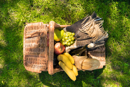 Boost Your Mood with a Picnic at the Park