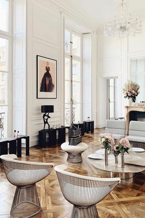 French Minimal Style