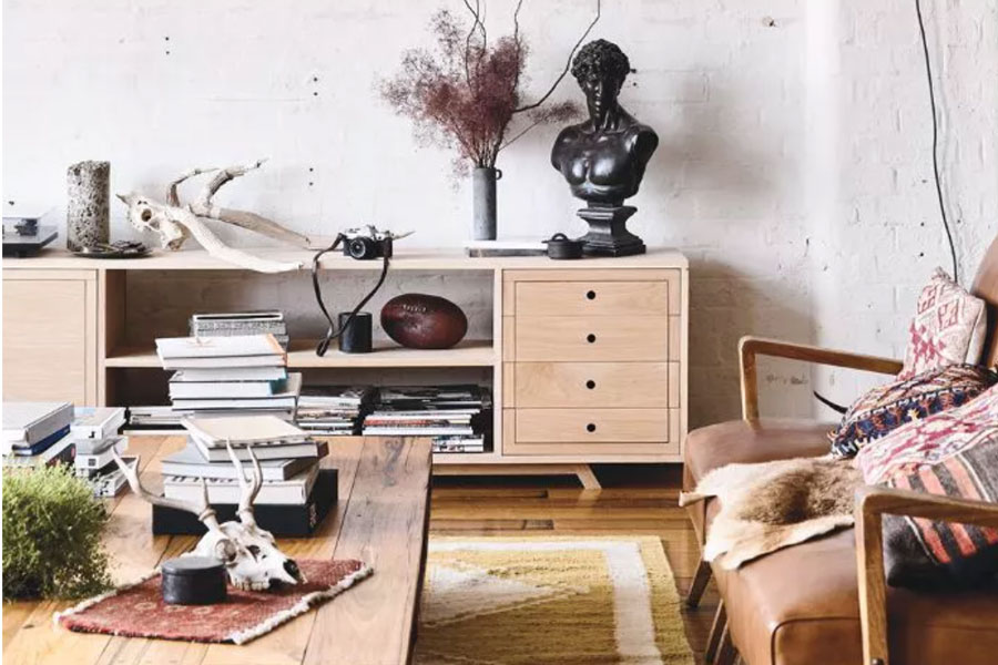Style Your Clutter with Personality