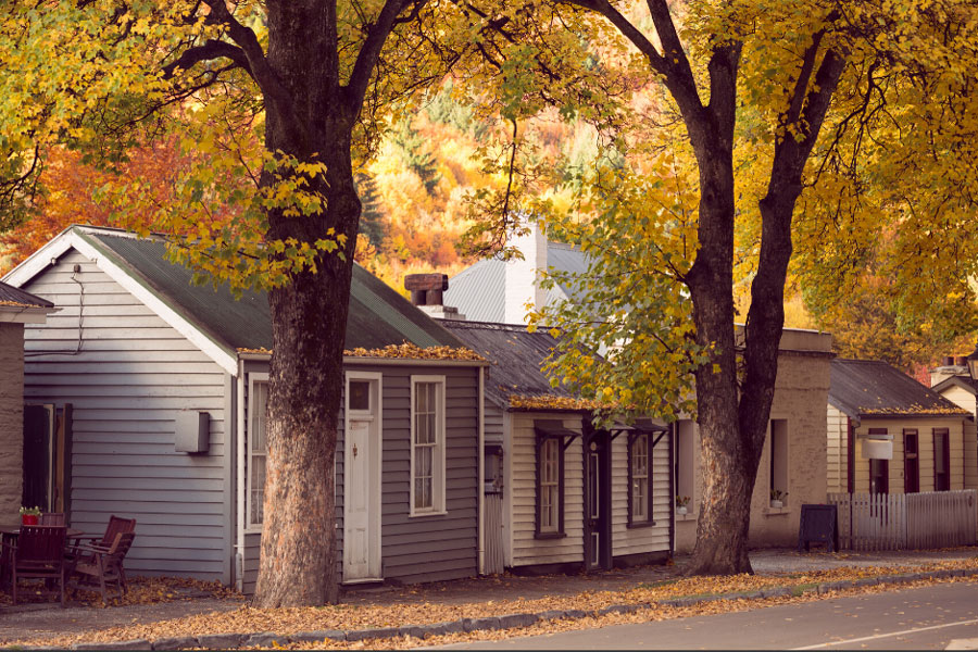 Arrowtown in Autumn is Simply Stunning