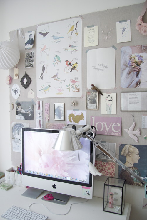 A Pinboard for Inspiration