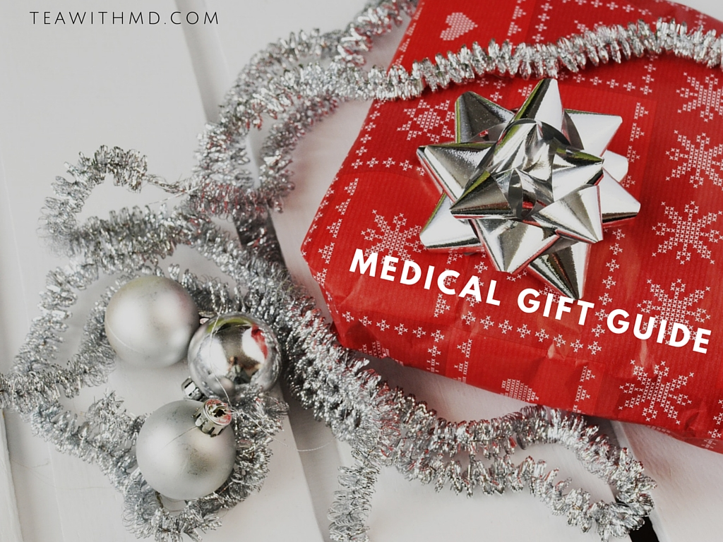 10470fb159ad Medical Student   Doctor Holiday Gift Guide - Tea with MD - your ...