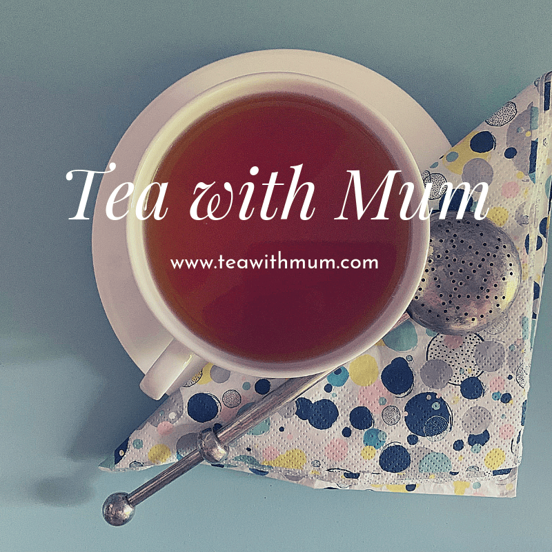 Tea with Mum has a new teapot, a new look and a new logo