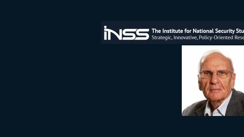 »Israelisch-libanesischer Konflikt«  |  Oded Enan, Senior Research Fellow des INSS in Tel Aviv: Unklare Seegrenzen und libanesische Kompromisslosigkeit