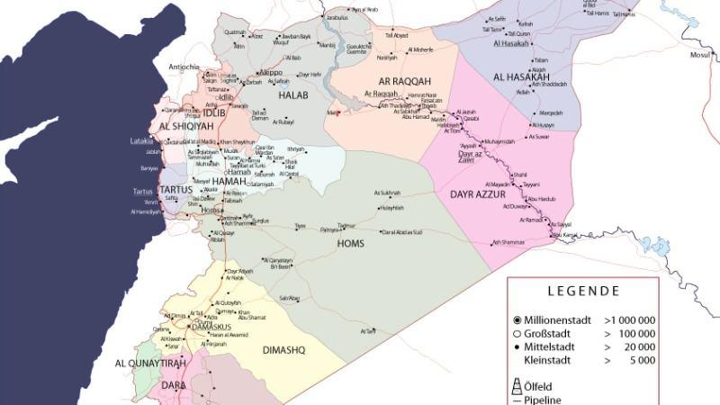 Interview mit dem syrischen Präsidenten Bashar al-Assad: »Amerikanische Politiker sind tatsächlich schuldig, bis ihre Unschuld bewiesen ist, nicht umgekehrt.«