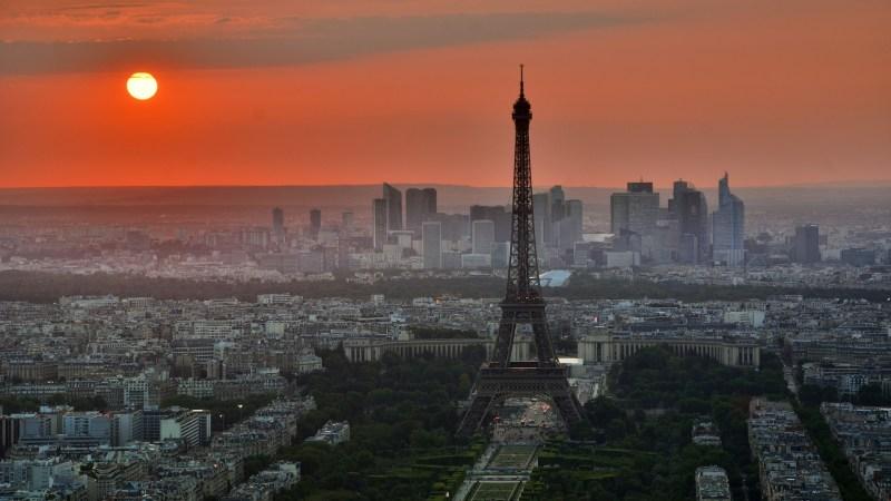 """PARIS: DIE NACHT DER """"GELBWESTEN"""""""