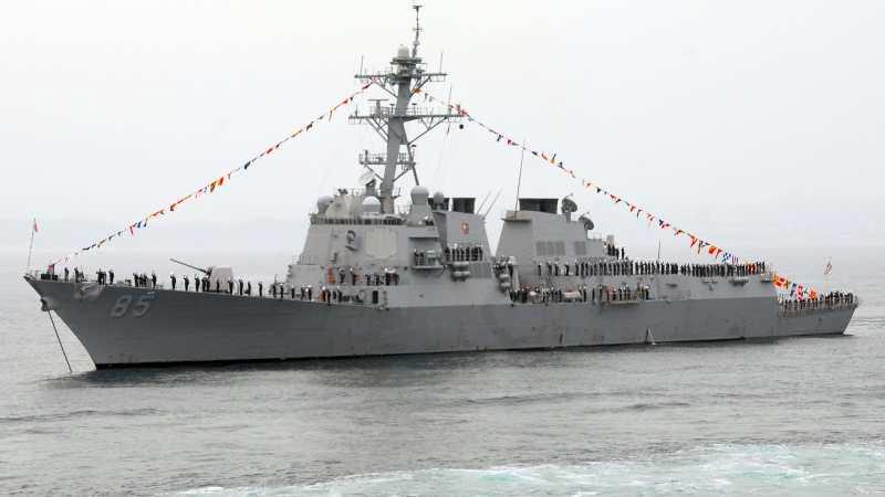 »Kalter Krieg 2.0« | Golf von Bengalen : Erstmals gemeinsame Übung von Kriegsschiffen aus Frankreich, den USA, Australien und Japan