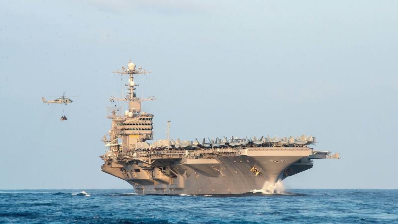 »Krise am Golf« | Die wahre Größe der US-Militärmacht am Persischen Golf