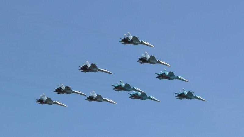 Krieg in Syrien | Knapp vor Luftkampf zwischen russischen und türkischen Kampfflugzeugen