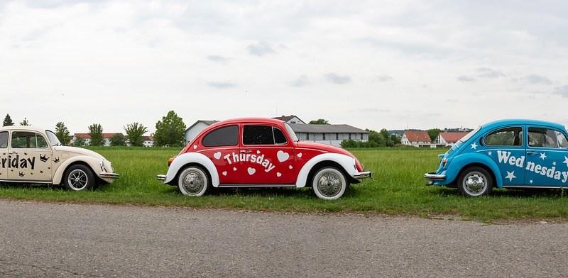Ende einer Ära : Letzter VW Käfer verlässt heute die Fabrik