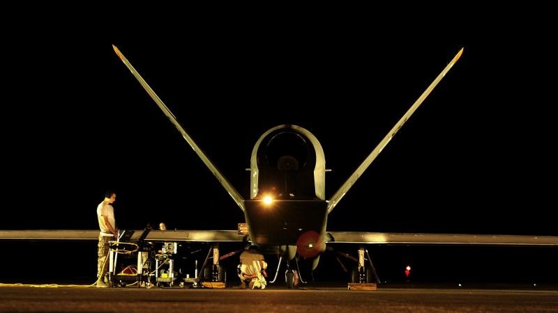 Krieg in Syrien : USA verlieren 3 Drohen in wenigen Stunden