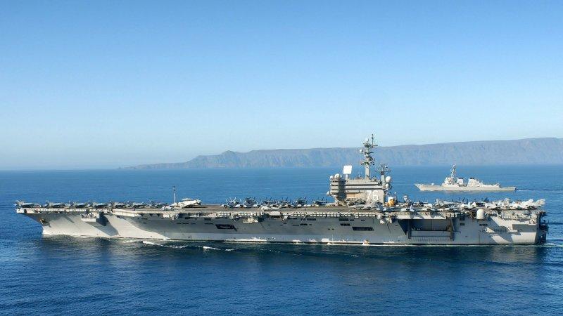 »Marine-Tracker« | AKTUELLE POSITIONEN VON US-KRIEGSSCHIFFEN UND TRÄGER-VERBÄNDEN (13. September)