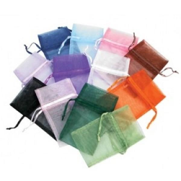 organza drawstring pouches