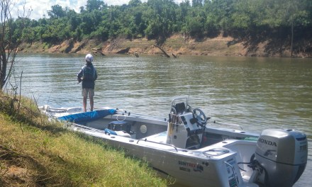 Round 2 – 2018 Top End Barra Series – Daly River