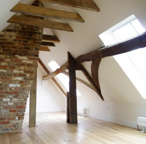 Grade II listed building Loft conversion