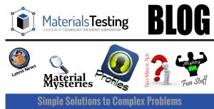 TEC Materials Testing News
