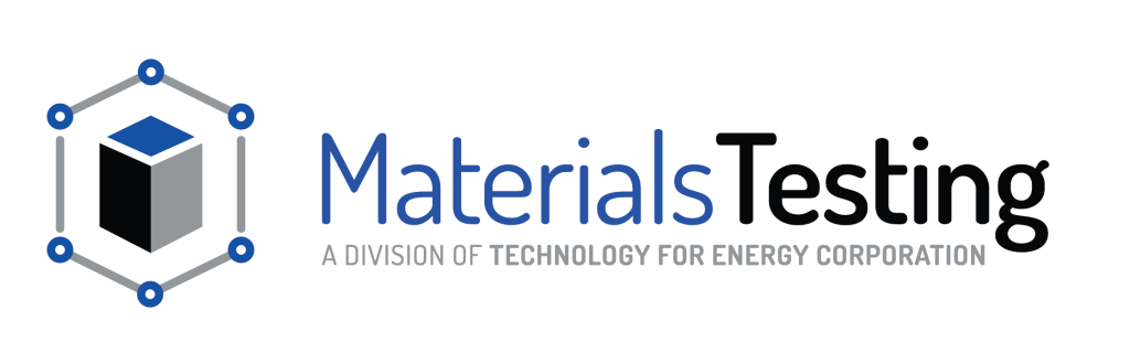 materials testing logo