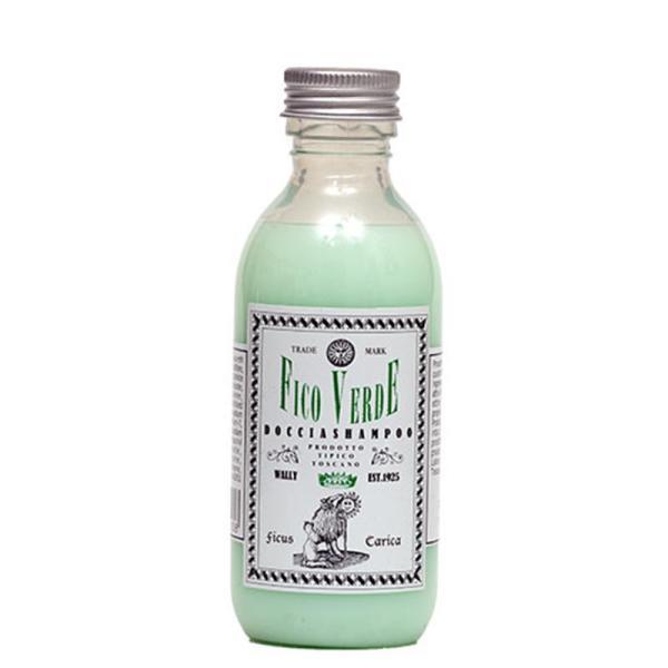 doccia shampoo 125ml al fico verde wally tec-terreecolori calestano-parma