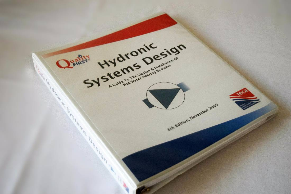 hight resolution of hydronic systems design manual