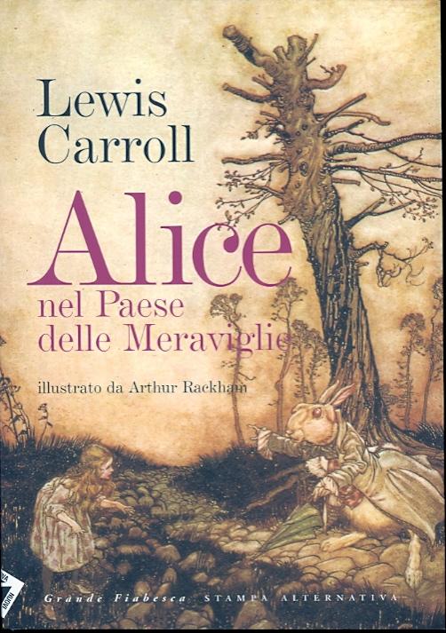Alice nel paese delle meraviglie-Carroll