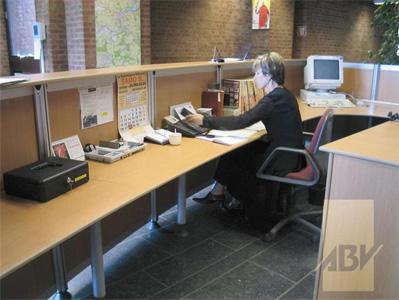 Banque D Accueil Bureau Banque Daccueil Mobilier De