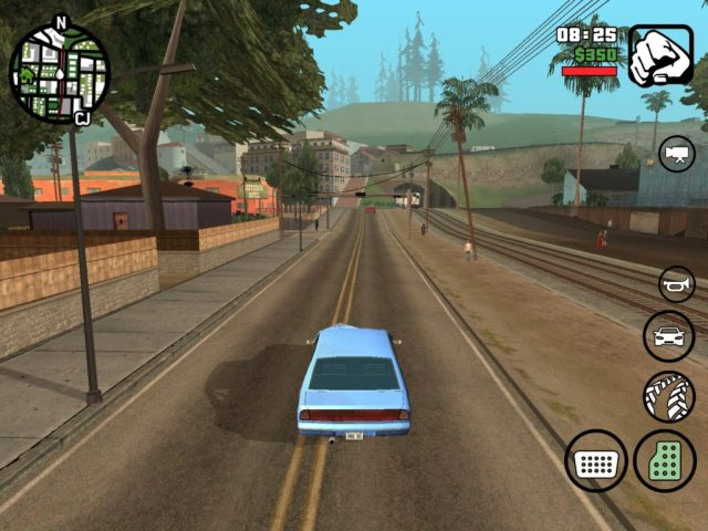 GTA - Grand Theft Auto: San Andreas Android Apk