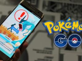 Data de lançamento Pokémon GO
