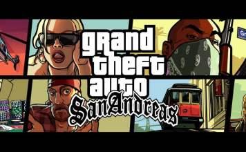 GTA San Andreas Apk